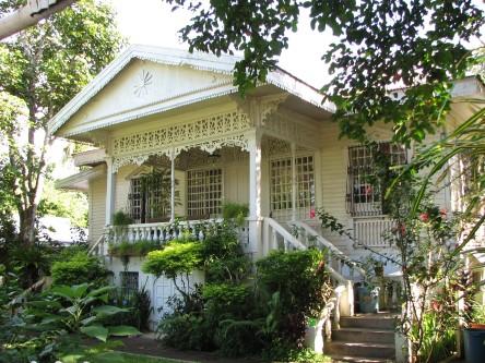 Rumah di Pila